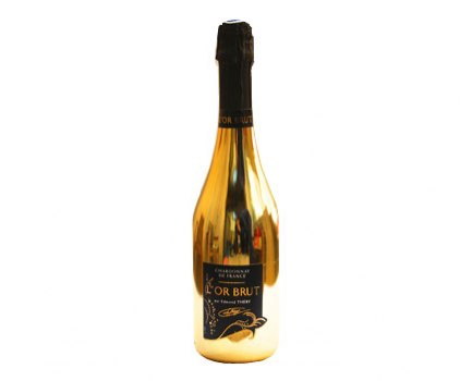 Sparkling wine 'Or Brut'<br>TO CELEBRATE