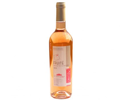 Fruity Rosé IGP 2016<br>FRUITY & FESTIVE