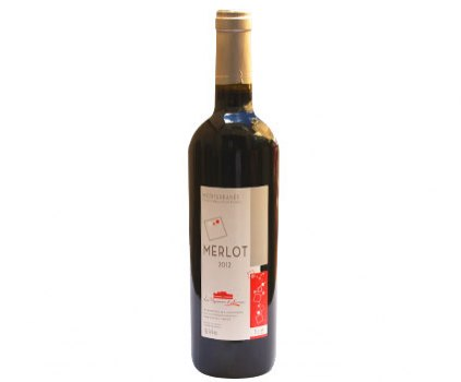 Red Merlot IGP 2014<br>ROUND & FRUITY