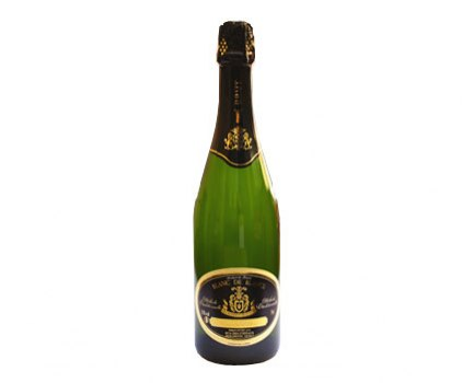 Blanc de Blanc Brut<br>TRADITIONAL METHOD